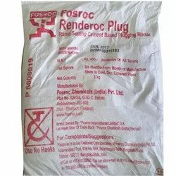 Fosroc Renderoc Plug Cement Based Plugging Mortar
