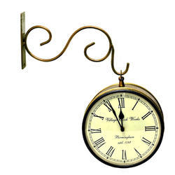 Railway Station Clock 10 Inch