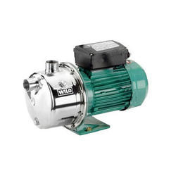 Electric Three Phase Wilo Pump, Max Flow Rate: 4.5 m3/h