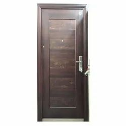 SD9072 MS Hinged Safety Door For Home, Size: 2100 X 960 X 70 Mm (h X W X D)