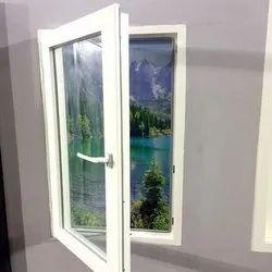 Designer Glass Open Window