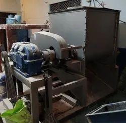 3 Phase Mild Steel Sigma Mixer, Capacity: 50 Kg