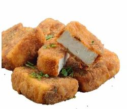 Basic Indian Frozen Breaded Spicy Paneer Patty, Packaging Size: 10 Pack Of One Kg Each, Packaging Type: Carton