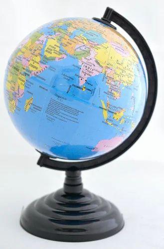 Educational World Globe Manufacturer From Delhi