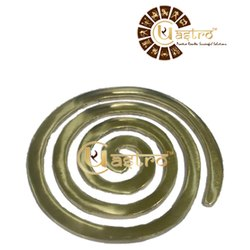 Vastu Brass Helix North West,尺寸:4英寸和6英寸