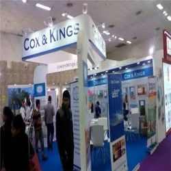 Fabricated Exhibition Stand