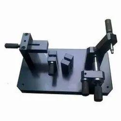 Mild Steel Receiver Gauge Fixture for VMC Machine