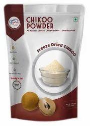Freeze Dried Sapota Powder