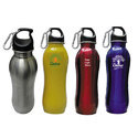 Metal Sipper Water Bottle