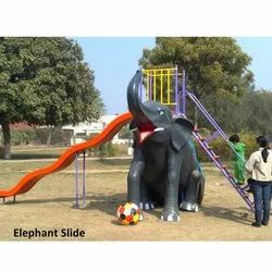 FRP Elephant Slide