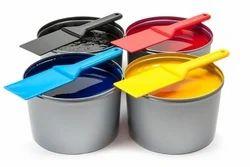 Inficol Aritist抵消四种彩色墨水,包装类型:罐子