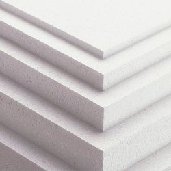 Nirajthermo White EPS Packaging Sheets, Number Of Slabs In A Pack: 10-100