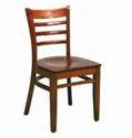 Brown Standard Wooden Chair