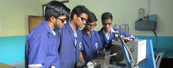Industrial Training, Carrier Guide Lines & Personality Development In Mechanical Engineering