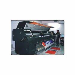 Solvent Flex Printing