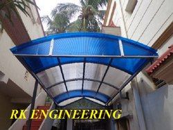 Poly Carbonate Roofing Sheds