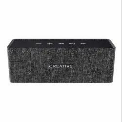 Black Creative NUNO 51MF8270AA001 Bluetooth Wireless Speaker