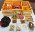 Diwali Pujan Set with Oil Burner