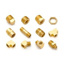 Brass Fitting Components