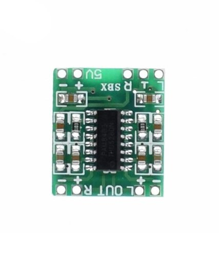 Generic 2 Channels 3w Pam8403 Class D Audio Amplifier Board 5v