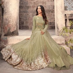 9b9b2036a2c Designer Anarkali Gown at Rs 4420  piece