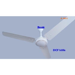 White Metal Ceiling Fans