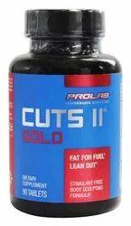 Prolab Cuts II Gold
