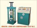 Digital Compression Testing Machine - 2000KN