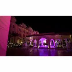 Royal Palace Destination Wedding Service