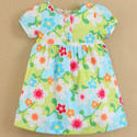 Interlock Baby Dress
