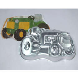 Tractor Cake Pans