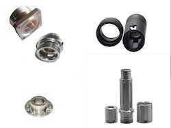Jm Gaphite & Carbon Graphite & Carbon CNC Machined Components, Packaging Type: Box, For Industrial