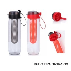 Fruit Infuser Water Bottle-WBT-71