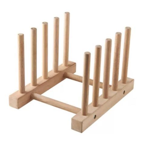 Wooden Plate Holder  sc 1 st  IndiaMART & Wooden Plate Holder | Allied Interio Decors | Manufacturer in New ...