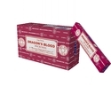 Satya Incense Sticks- Dragon Blood-15 Gram  Pack