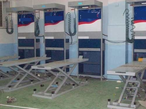 2 Wheeler Work Shop Setup