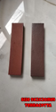 Rectangle Terracotta Brick Tile, Size: 9x2mm