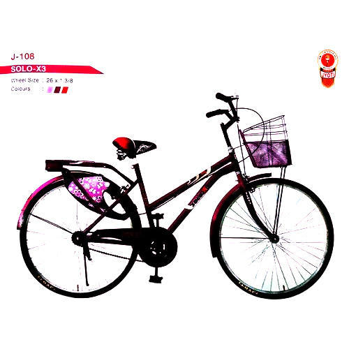 6c6a1e1d2e3 Jyoti Red And Maroon Ladies Sports Bicycle, SOLO-X3, Rs 2900 /piece ...