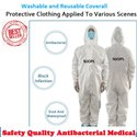 Washable Reusable Coverall Personal Protective Kit PPE Kit