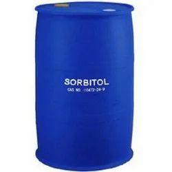 Liquid Sorbitol, Packaging Size: 160-250 kg, Packaging Type: Drum