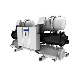 Blue Star Water Cooled Screw Chiller