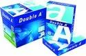 Double A Copier Paper, Packing Size: 500 Sheets Per Pack, Gsm: Less Than 80