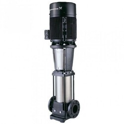 Cast Iron Three Phase Vertical Multistage Pump, 1 HP