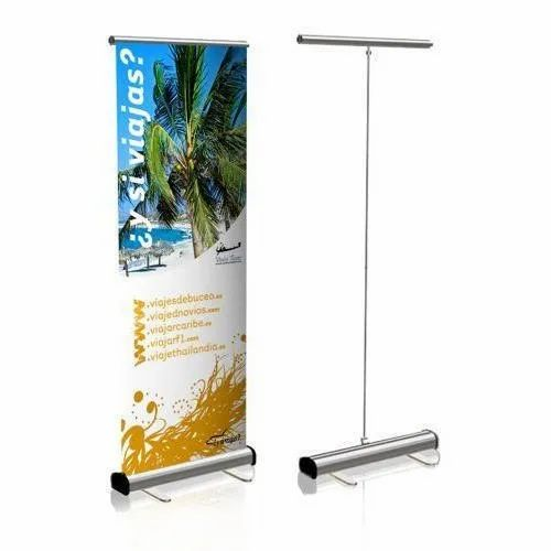 Roll up Banner Stand Standee
