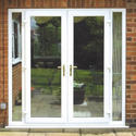 UPVC Double Casement Door