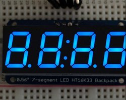 7 Segment LED Display Five Digit