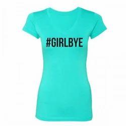 c0a3f46992a Ladies T-Shirts - Women T-Shirts Latest Price