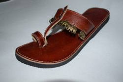 Women Traditional Kolhapuri Chappal
