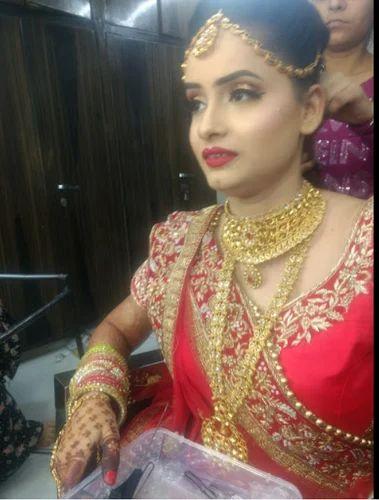 Gujrati Bridal Makeup Service Panjabi Bridal Makeup