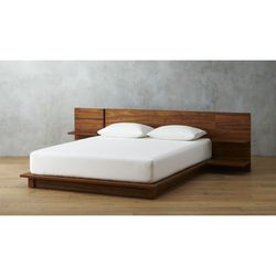 Modern Wooden Double Bed
